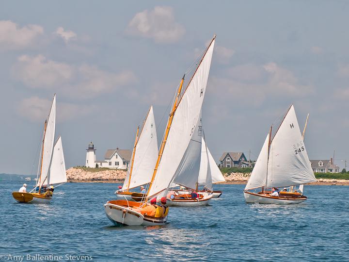 Low Loss Sailing