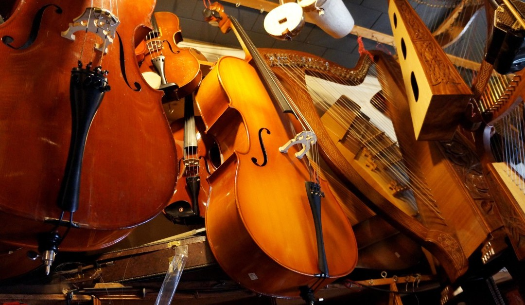 Cellos, Marathons, and Sailboat Racing