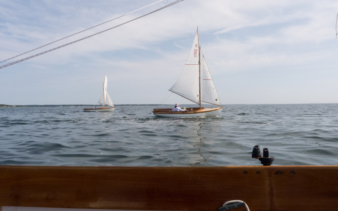 Why I Sail a 100-Year-Old Boat