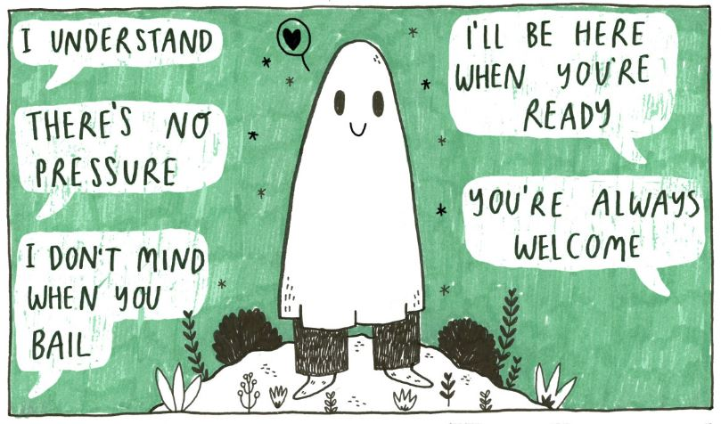 Image credit: The Sad Ghost Club