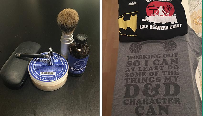 shaveandexercise