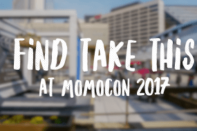Where to Find Take This and the AFK Room at MomoCon 2017