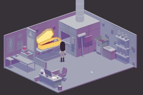 A Mortician's Tale is a Promising Death-Positive Game