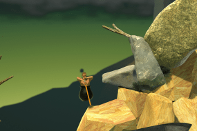 How 'Getting Over It' Could Be a Game We Need