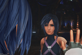 Understanding Aqua's Depression in Kingdom Hearts