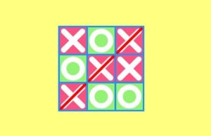 Build A Tic Tac Toe Game with Javascript, HTML5 Canvas & CSS