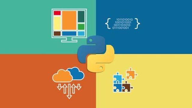 Complete Python Web Course - Build 8 Python Web Apps