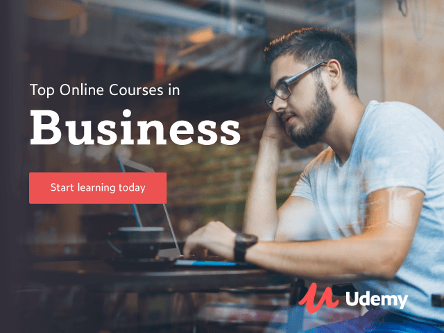 Business Courses Udemy