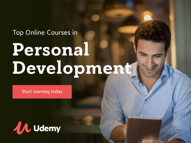 Top Personal Development Udemy Courses