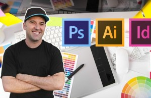 Graphic Design MasterclassLearn Graphic Design in Projects