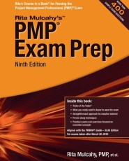 Rita Mulcahy's PMP Exam Prep Ninth Edition