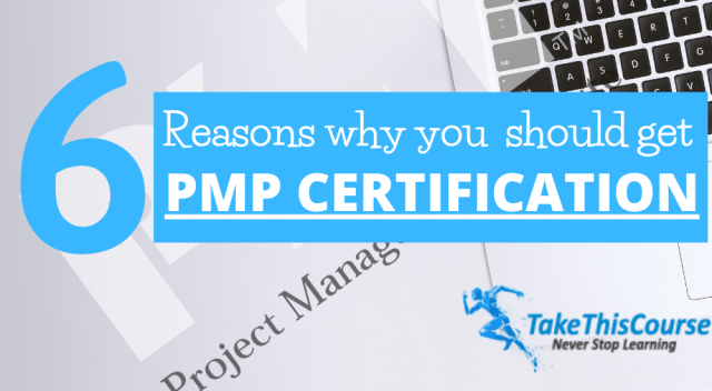 Top reasons why you should get PMP Certification