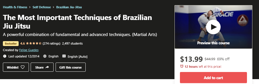 The Most Important Techniques of Brazilian Jiu Jitsu