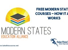 How Modern States Courses Works
