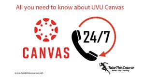 UVU Canvas