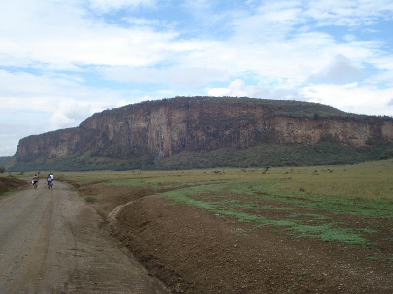 Safaris met bestemming Naivasha
