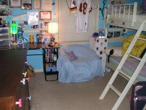 clean room improves focus