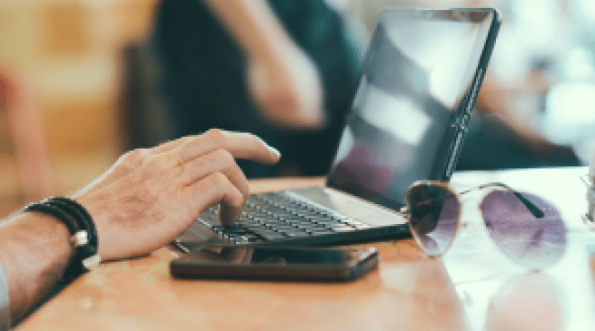 how to stay in touch with employers