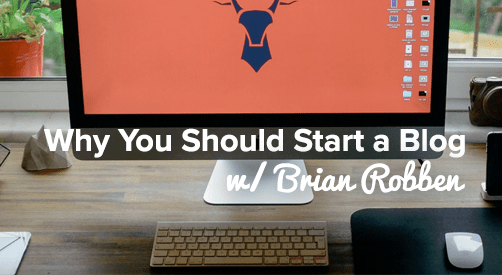 why-start-a-blog