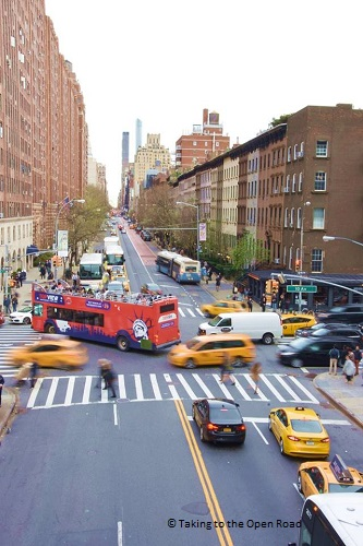 7 days in New York things to do in NYC streetview takingtotheopenroad peggytee