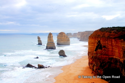 3 days on the great ocean road twelve apostles taking to the open road peggy tee