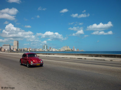Must see Places Havana Cuba Malecon Taking to the Open Road Peggy Tee © Vitor Hugo