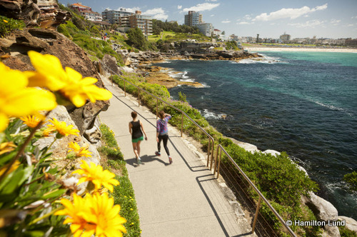 weekend in sydney Coastal-Walk-from-Coogee-to-Bondi taking to the open road peggy tee hamilton lund