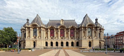 day trip to Lille_palais_des_beaux_arts taking to the open road peggy tee