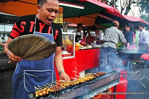 malaysian street food satay_hawker taking to the open road peggy tee-001