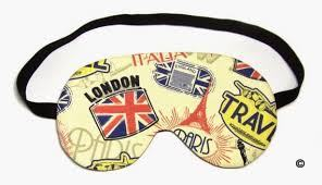 travel's little luxuries eye mask taking to the open road peggy tee-001