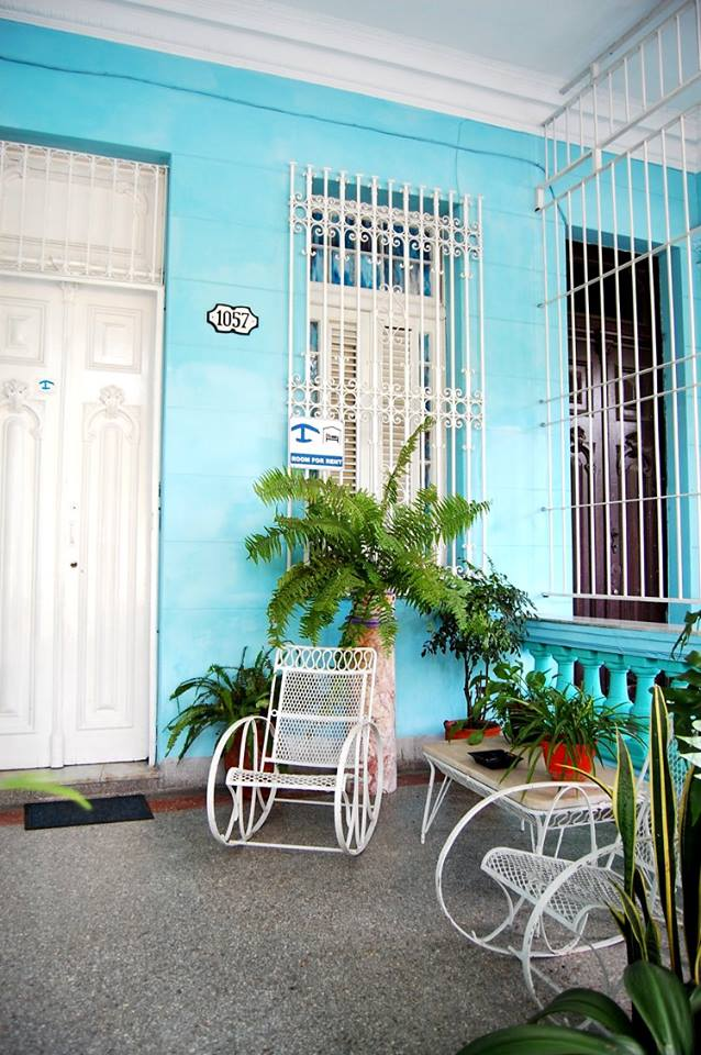 travel independently to cuba casa particular porch taking to the open road peggy tee