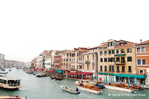 3 days in venice italy travel itinerary grand canal takingtotheopenroad peggytee