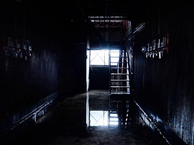 光画社スタジオ「玄」水没廃墟イメージ