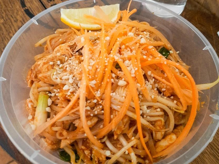 【おすすめレストラン】タイのストリートフード屋さん 〜 「Street Box」