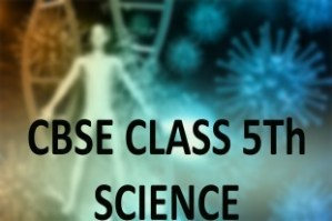 CBSE Class 5th Science