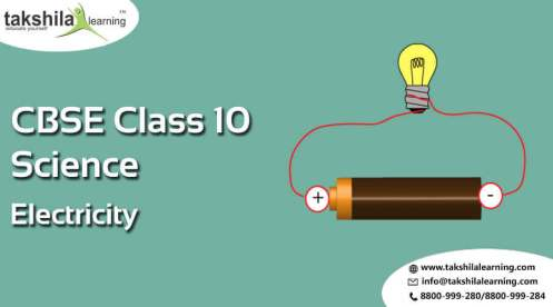 CBSE NCERT Class 10 Science Notes & Solutions - Electricity