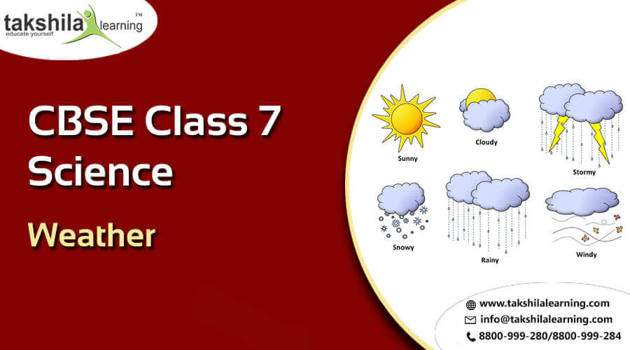 NCERT Solutions for Class 7 Science Weather, Climate and Adaptation