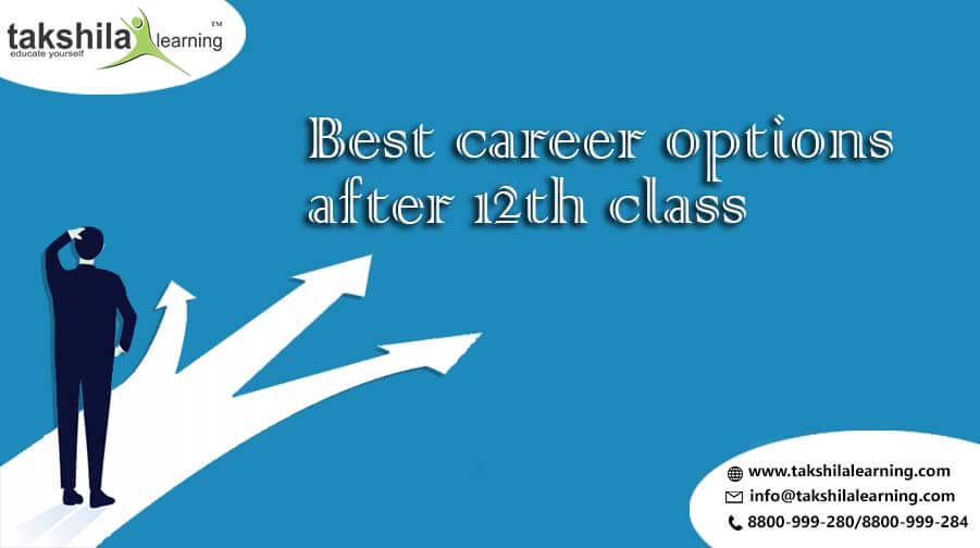 best career option after class 12 & courses after 12th