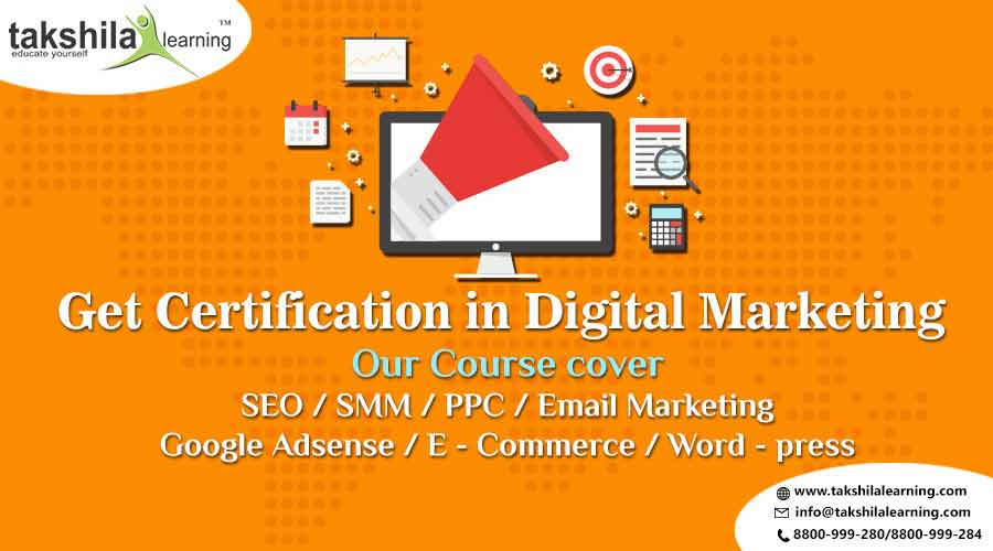 Online Digital Marketing Course video tutorials in Hindi | Internet Marketing
