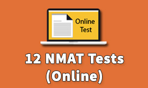 NMAT Mock Tests 2019 -2020 | NMAT Online Test Series : NMAT Test