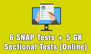 SNAP Mock Tests 2019 | SNAP Online Test Series , Test Papers