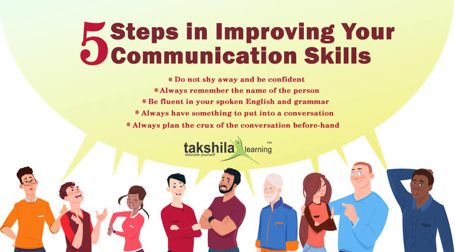 How will you improve communication skills? Learn 5 Steps