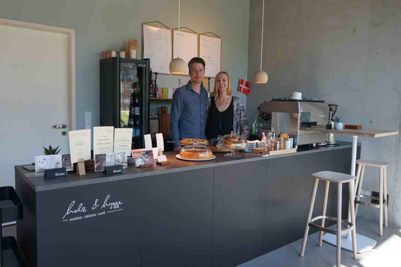 Nordic Design Café Holz Hygge Takt Magazin