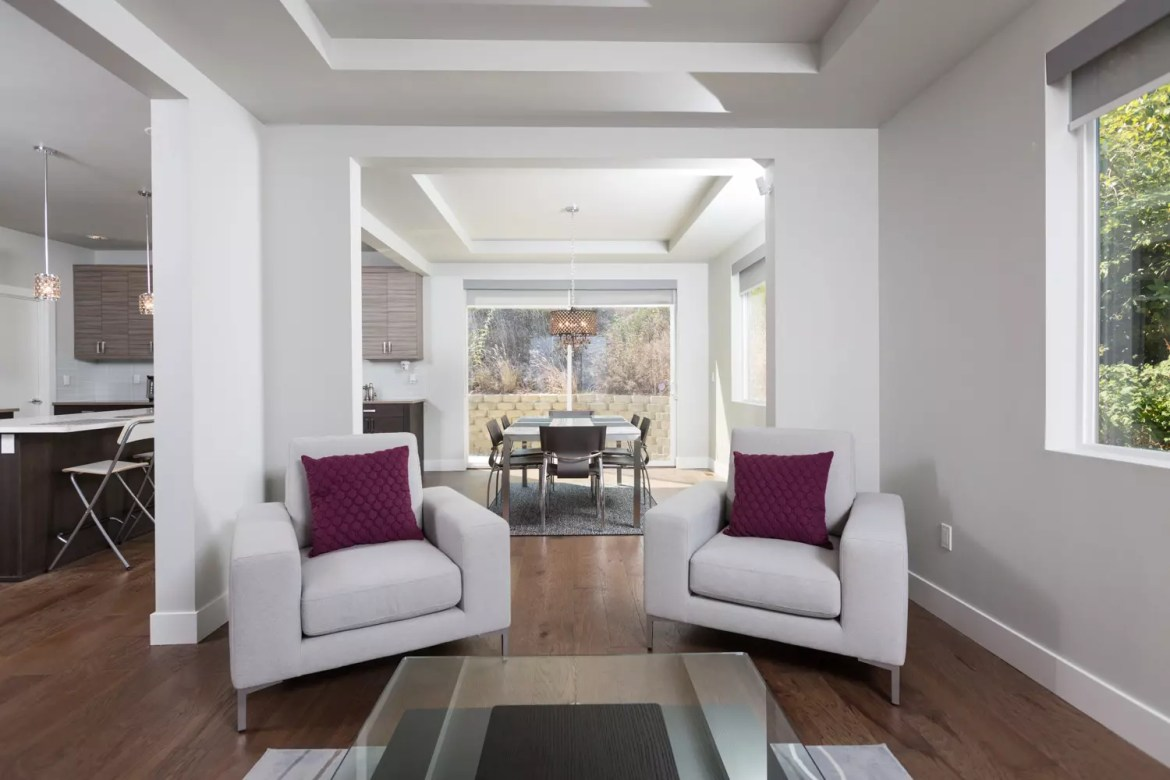 Real estate interior photography by Taku Homes