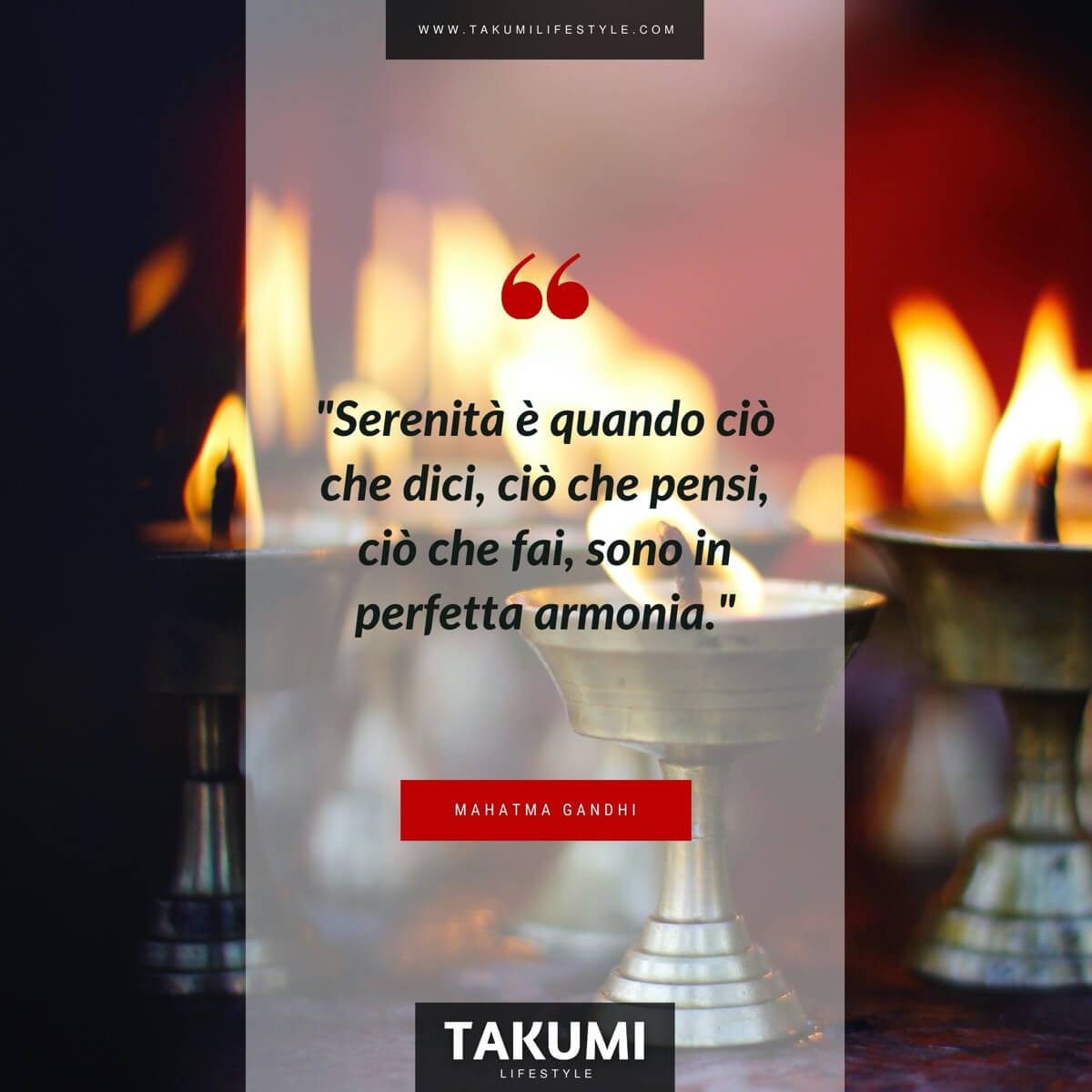 TAKUMI lifestyle - Quote10