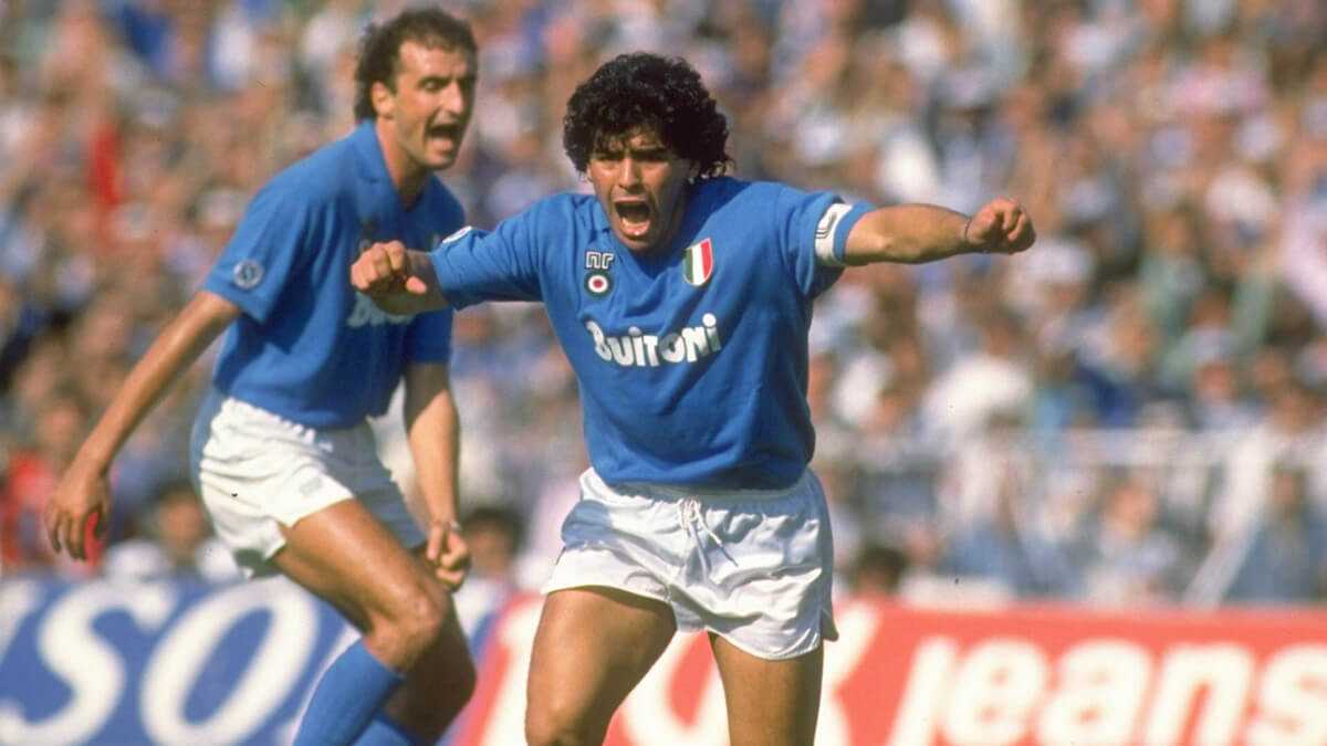TAKUMI lifestyle - Diego Armando Maradona B