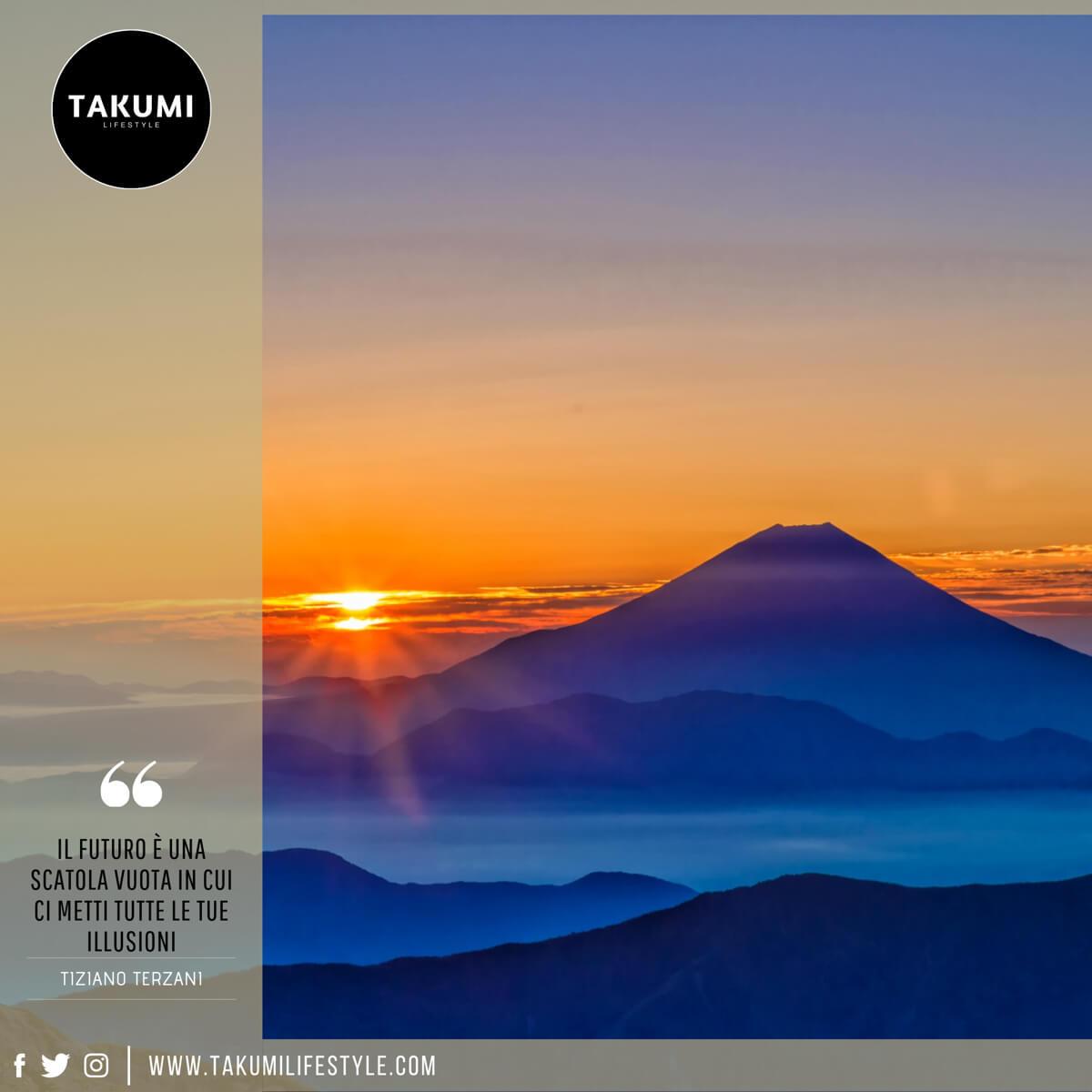 TAKUMI lifestyle | quote #28 - Tiziano Terzani