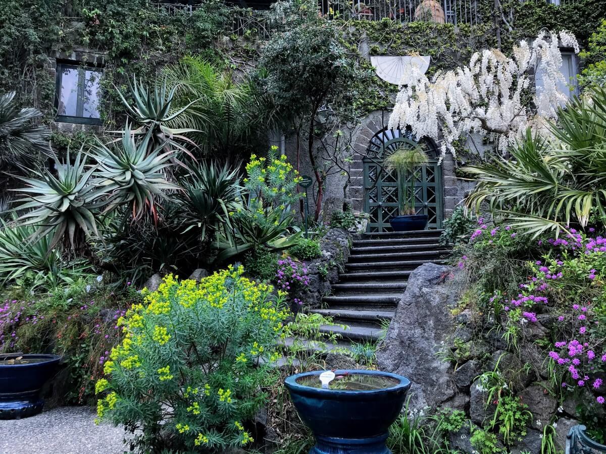 TAKUMI lifestyle - Alessandra Vinciguerra - Giardini La Mortella Ischia - 11
