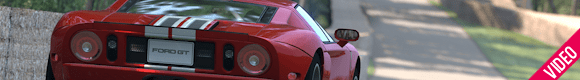 ford gt gt6 intro video 720p