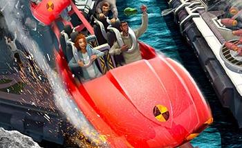 ScreamRide : Créez votre attraction extrême sur Xbox One et Xbox 360